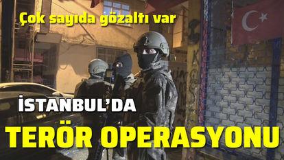 istanbul terör operasyonu