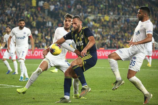 Rıdvan Dilmen, Fenerbahçe - Kasımpaşa maçını yorumladı