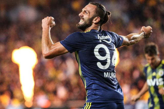 Vedat Muric atarsa Fenerbahçe kazanıyor!
