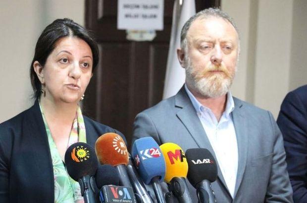 HDP eş başkanlarına soruşturma