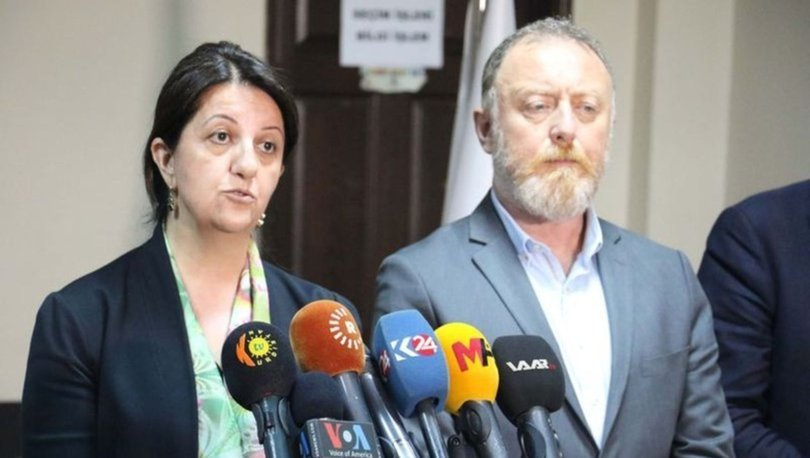 HDP Eş Başkanları Temelli ve Buldan hakkında soruşturma