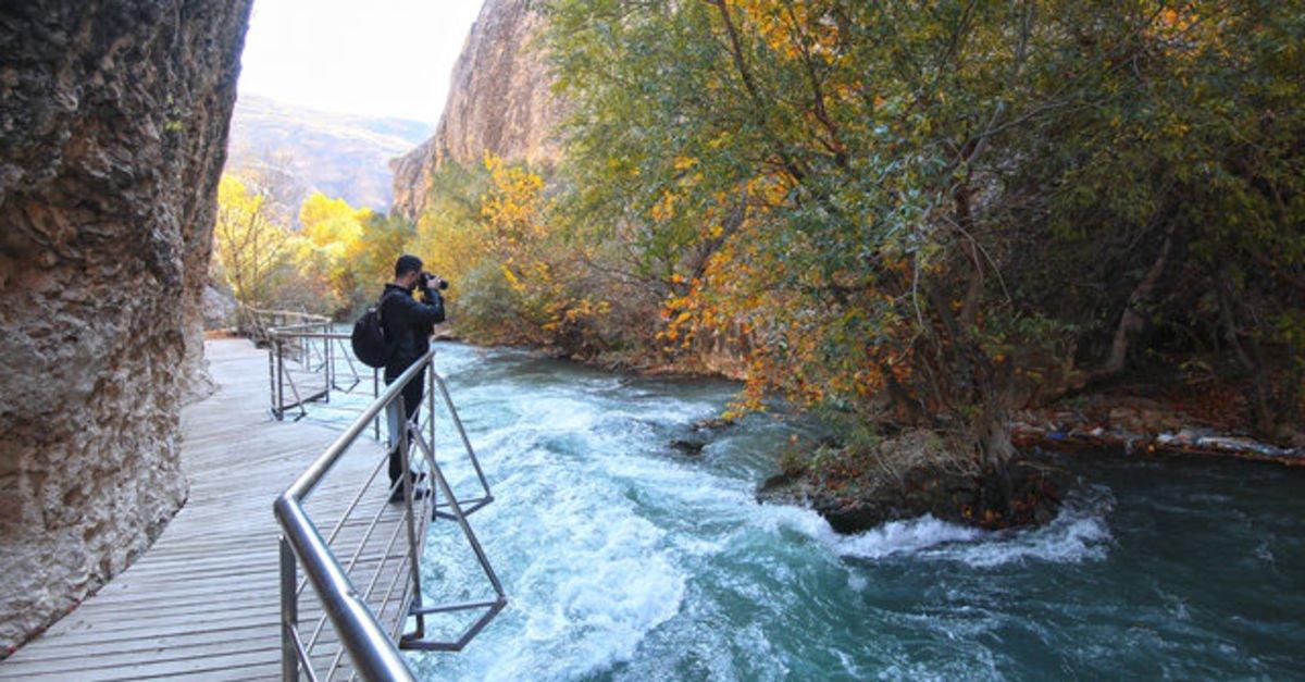 Doğa tutkunlarının uğrak yeri Tohma