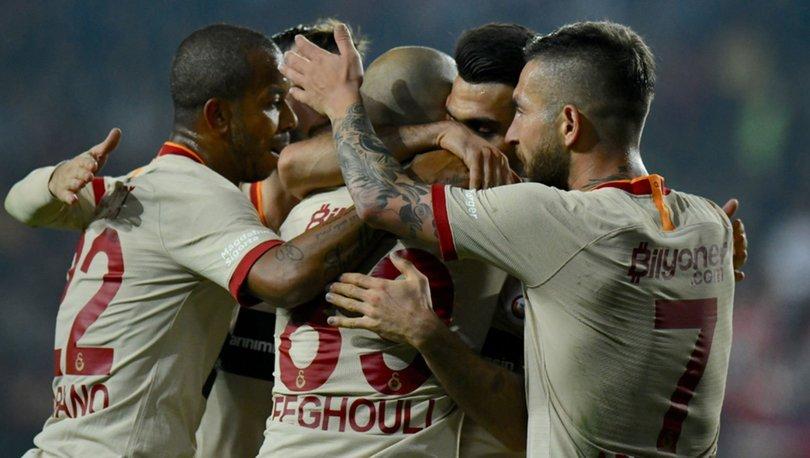 Gaziantep FK - Galatasaray