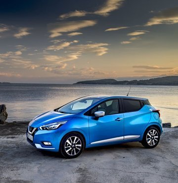 Nissan, uzun bir bekleyişin ardından yeni Micra