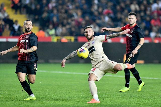 Spor yazarlarından Gaziantep - Galatasaray maçı yorumu
