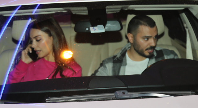 Hazal Filiz Küçükköse ile sevgilisi Alp Güler, Bebek'te görüntülendi - Magazin haberleri