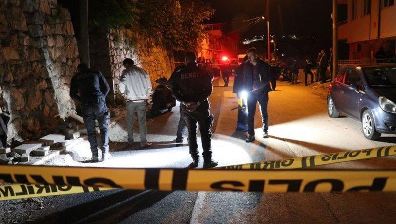 Kocaeli'de silahlı saldırı