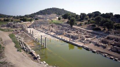 Antalya'da müze ve ören yerleri