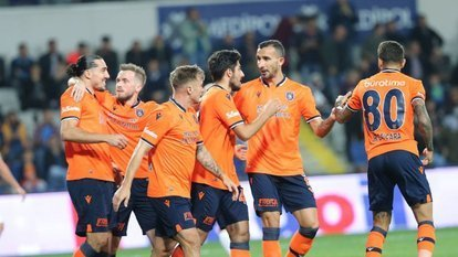 Başakşehir - Ankaragücü maçı