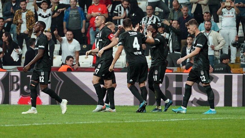 Beşiktaş Denizlispor maçı