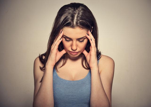 Her 10 kişiden biri migren görülüyor