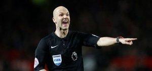 İzlanda maçına İngiliz hakem!