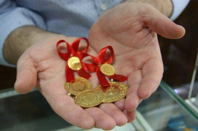 Son Dakika: 11 Kasım Altın fiyatları düşüşte! Çeyrek altın fiyatları bugün 2019 canlı