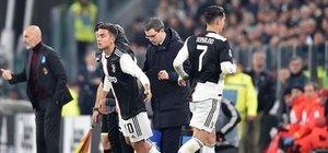 Ronaldo kriz çıkardı!