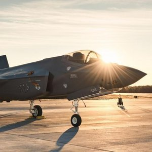 ABD F-35 filosunu İsrail'e taşıyor