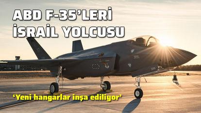 abd israil f-35 sevkiyatı