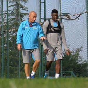 Trabzonspor'da sakatlar dönüyor