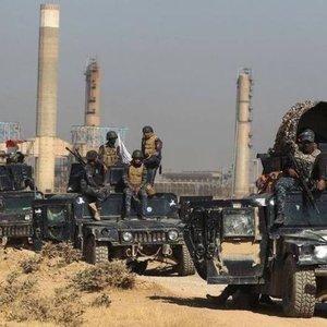 Irak'ta 14 DEAŞ'lı öldürüldü