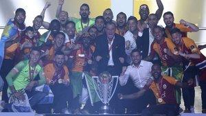 Galatasaray ilki başardı