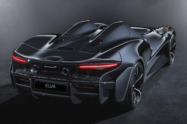 McLaren Elva tanıtıldı