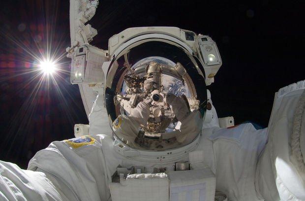 Uzayda test edecek!