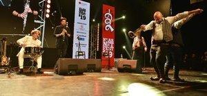Klarnet Festivali'nde Bregovic