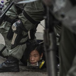 Çin İrtibat Ofisi daha sert müdahale edilmesini istedi