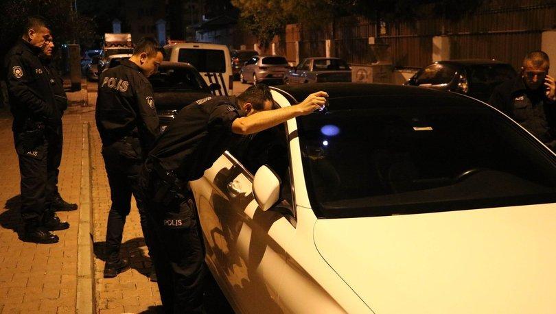 Antalya hırsız