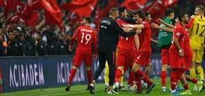 """""""Hedef Wembley"""""""
