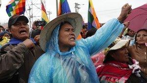 Bolivya'da sular durulmuyor