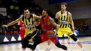 Fenerbahçe Moskova'da kayıp!