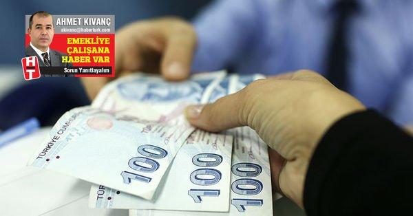 Yeni emekliler o vergiyi ilk yıl öder
