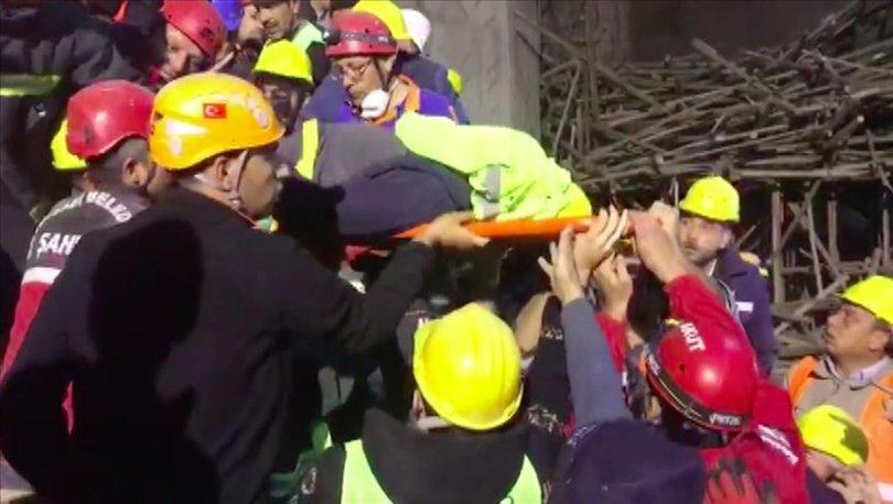 Son dakika... Enkaz'dan 33 saat sonra çıkarılan mühendis kurtarılamadı! - Haberler