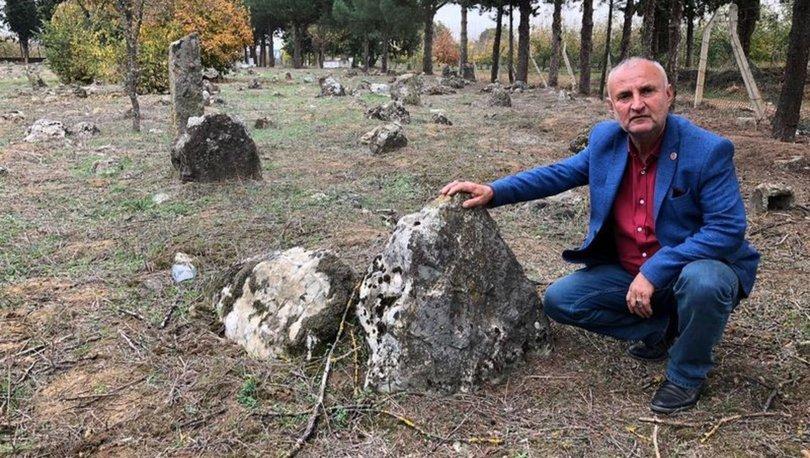 Bu köyün her yerinden tarihi mezar fışkırıyor - Haberler