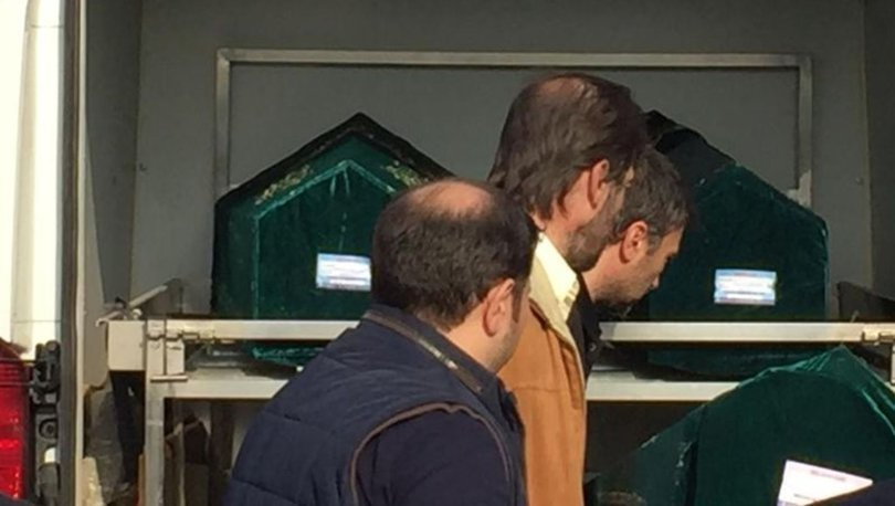 Son dakika... Siyanürle intiharda ailenin cenazeleri toprağa verildi! - Haberler