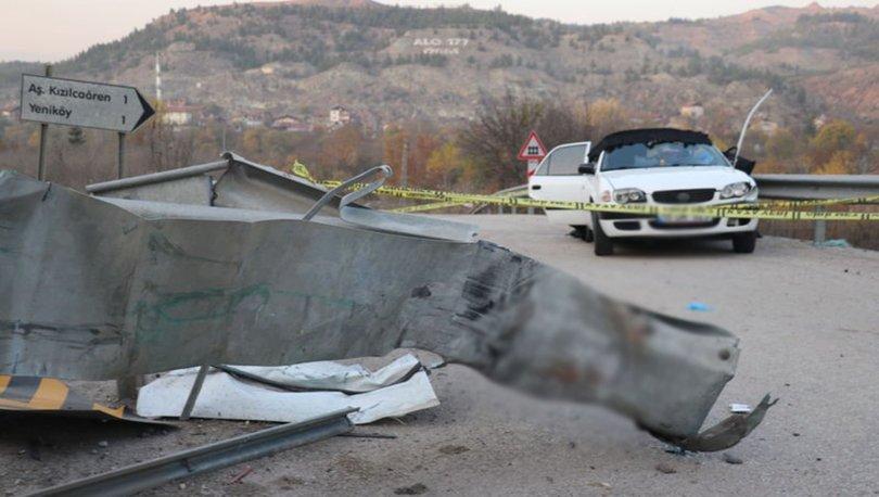 Karabük'teki trafik kazasında 1'i bebek 4 kişi hayatını kaybetti
