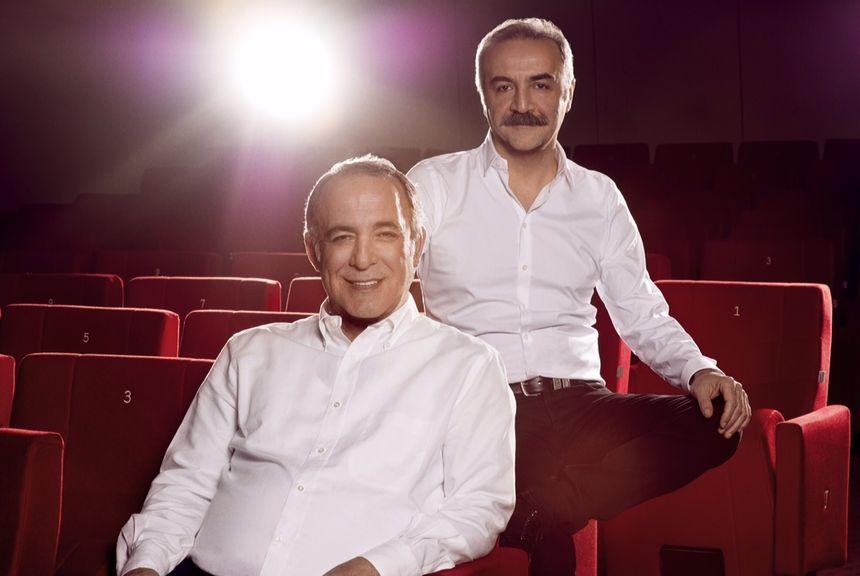 Yılmaz Erdoğan ve Necati Akpınar için her şey bu salonda başladı |  Kültür-Sanat Haberleri