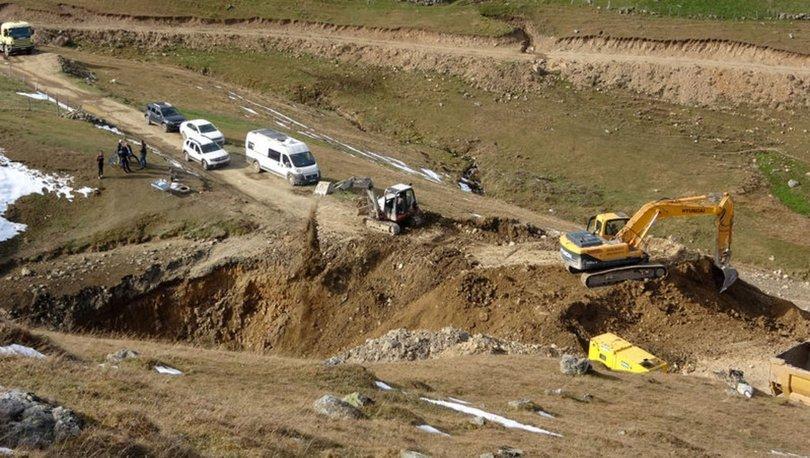 Dipsiz Göl'deki define kazısı ile ilgili soruşturma başlattı