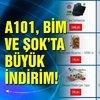 BİM A101 ŞOK aktüel ürünler kataloğu