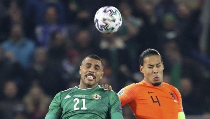 Hollanda, EURO 2020 vizesini aldı!