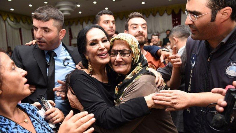 Türkan Şoray 'Efsaneler Kentinde Bir Efsane Şahmeran' etkinliğinin onur konuğu oldu