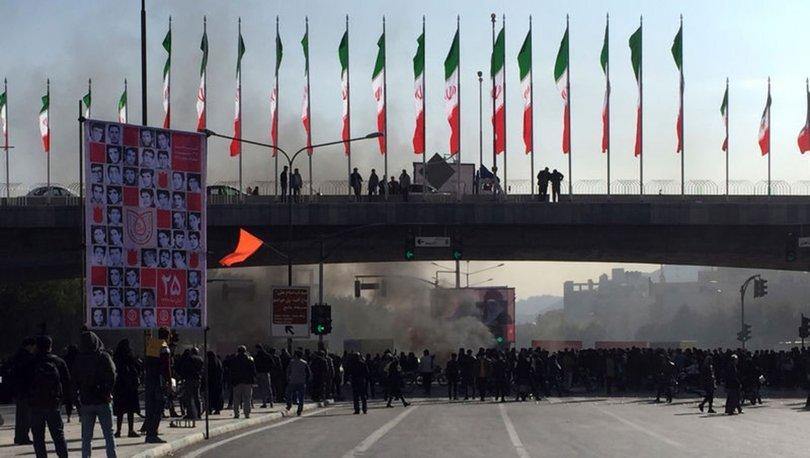 Son dakika... İran'daki gösterilerde bir polis öldürüldü! - Haberler