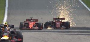 Formula 1'de kardeş kavgası!