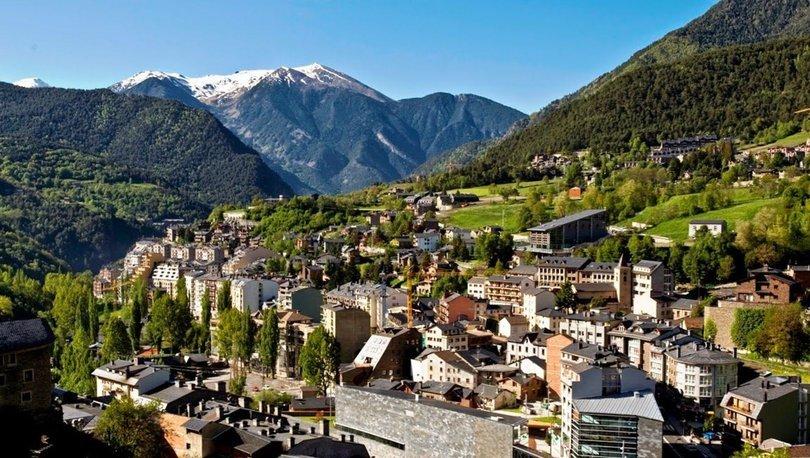 Andorra nüfusu ne kadar? Andorra nerede?