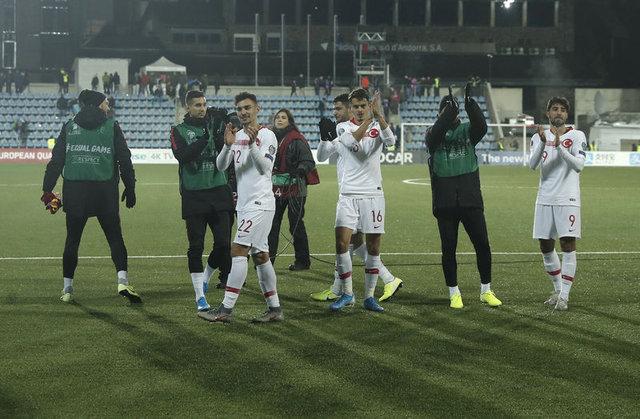 Spor yazarlarından Andorra - Türkiye maçı yorumu