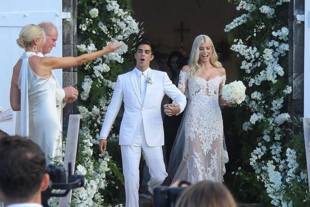 Devon Windsor ile Johnny Barbara evlendi - Magazin haberleri