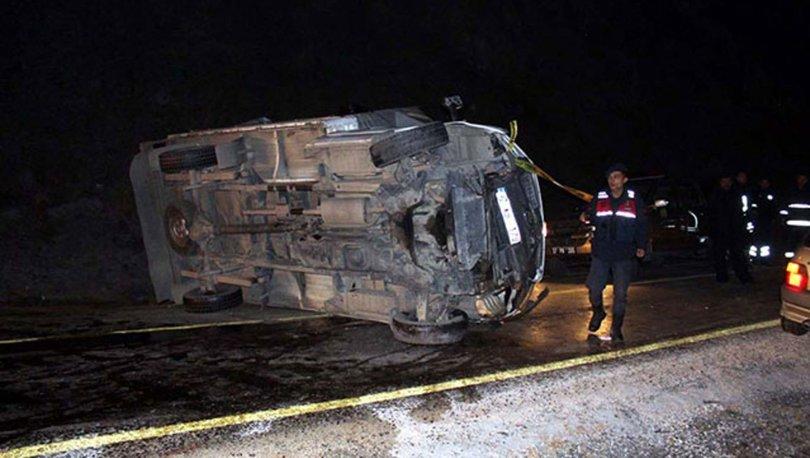 Adıyaman ve Kastamonu'da ölümlü kaza