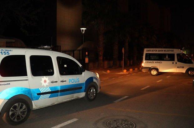 İzmir'de sevgili dehşeti! 2 ölü