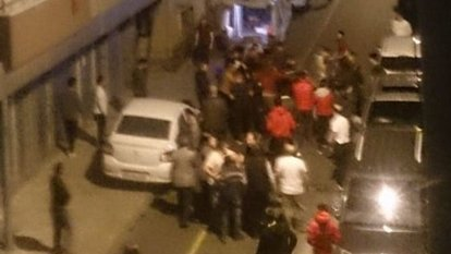 istanbulda taciz iddiası