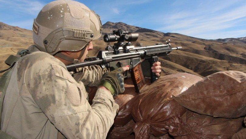 PKK'ya yönelik operasyonlar aralıksız sürüyor